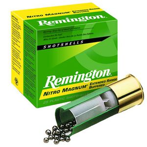 "Remington Nitro Mag 20 Ga 2.75"" #6 Lead 1.125oz 250 rds"