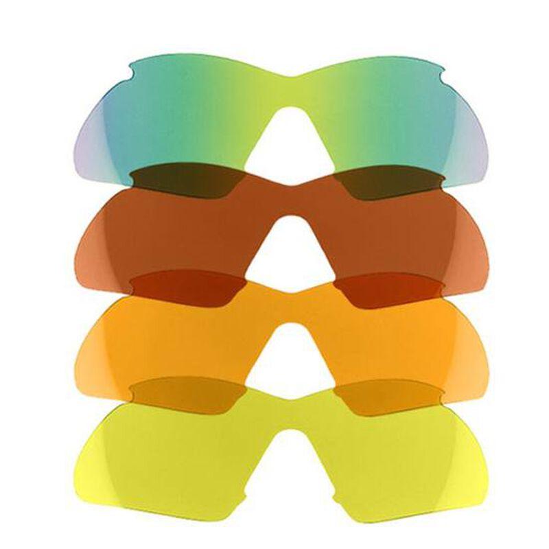 Radians Shift Shooting Glasses With Interchangeable Lenses Black SH500CS
