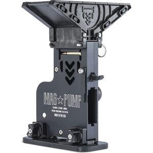 MagPump Elite AR-15 Magazine Loader .223 Rem/5.56 NATO 90 Round Hopper Feed With MagDump Magazine Stripper Polymer Housing Matte Black