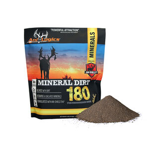 Ani-Logics Outdoors Mineral Dirt 180 with Ani-Shield Technology 4 LB Bag