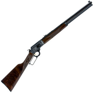 "Marlin Model 1894 Limited Edition Lever Action Rifle 45 LC 20"" Barrel 10 Rounds  Engraved Receiver Walnut Stock Blued"