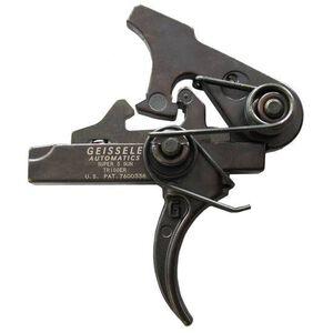 Geissele Automatics AR-15 Super 3 Gun (S3G) Trigger Single Stage 4 lb Pull Black 05-152
