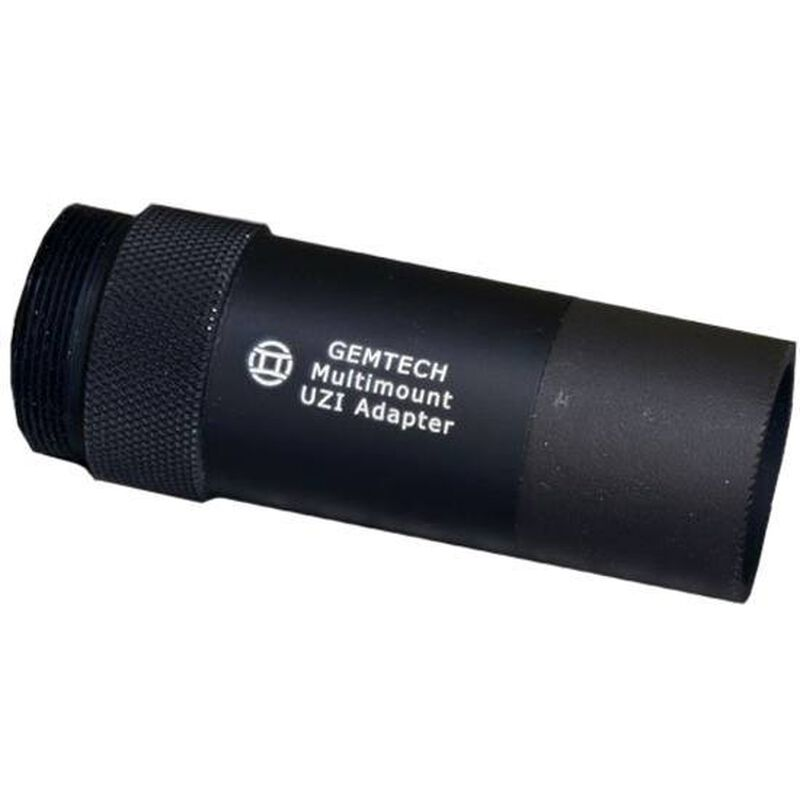 Gemtech UZI SMG Mount Steel Black Finish 12179
