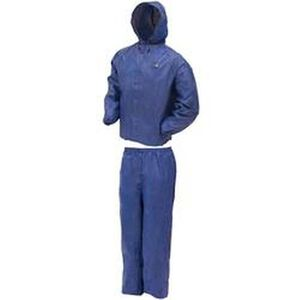 Frogg Toggs Ultra-Lite2 Rain Suit with Stuff Sack Medium Royal Blue UL12104-12MD