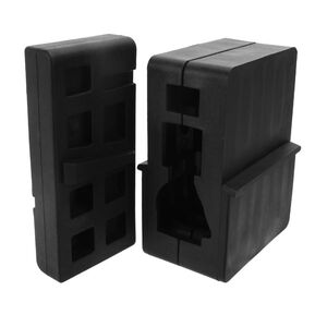 TacFire AR-15 Lower and Upper Receiver Vise Block Kit