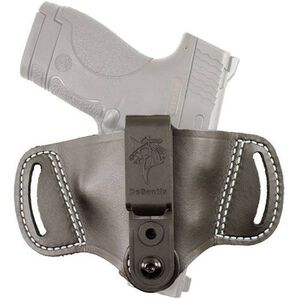 Desantis The Outback OWB/IWB Belt Holster Ambidextrous Black