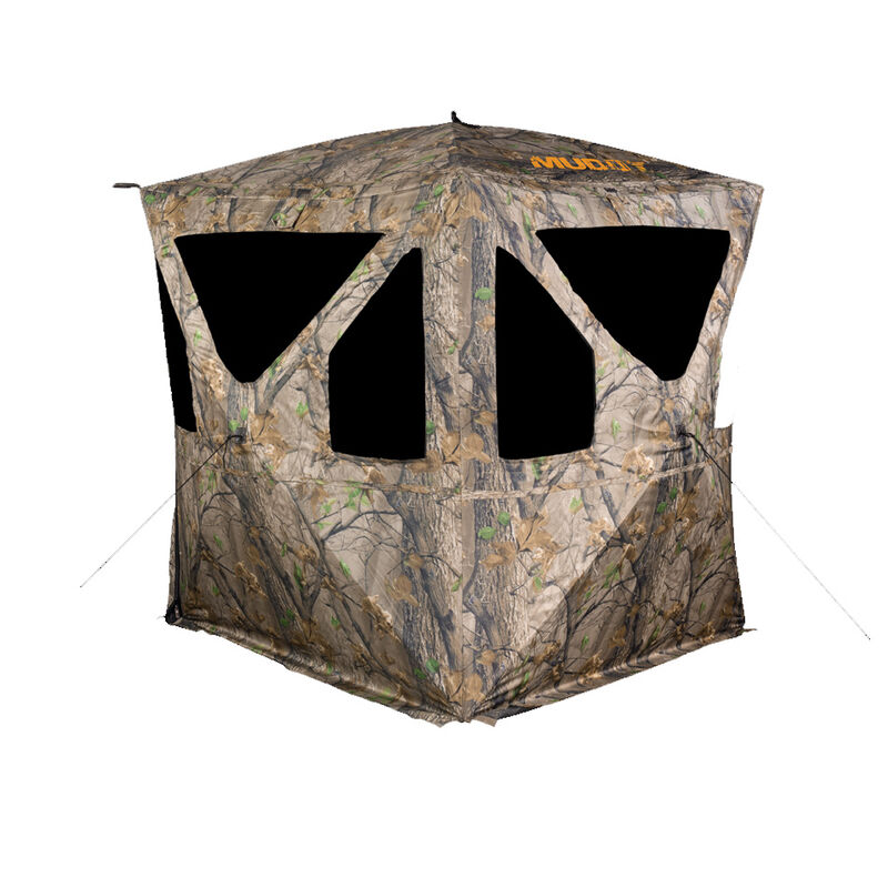 Muddy Ravage Portable Ground Blind 77 Quot X64 Quot Shoot Through