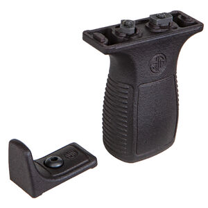 SIG Sauer M400 TREAD M-LOK Vertical Grip/Barricade Stop Kit Matte Black