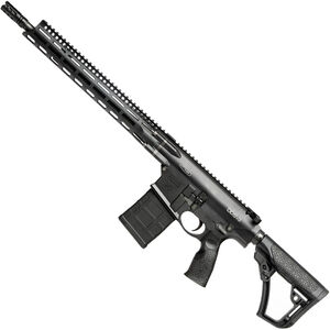 "Daniel Defense DD5v3 .308 Win AR Style Semi Auto Rifle 16"" Barrel 10 Rounds 15"" M-LOK Handguard Collapsible Stock Black"