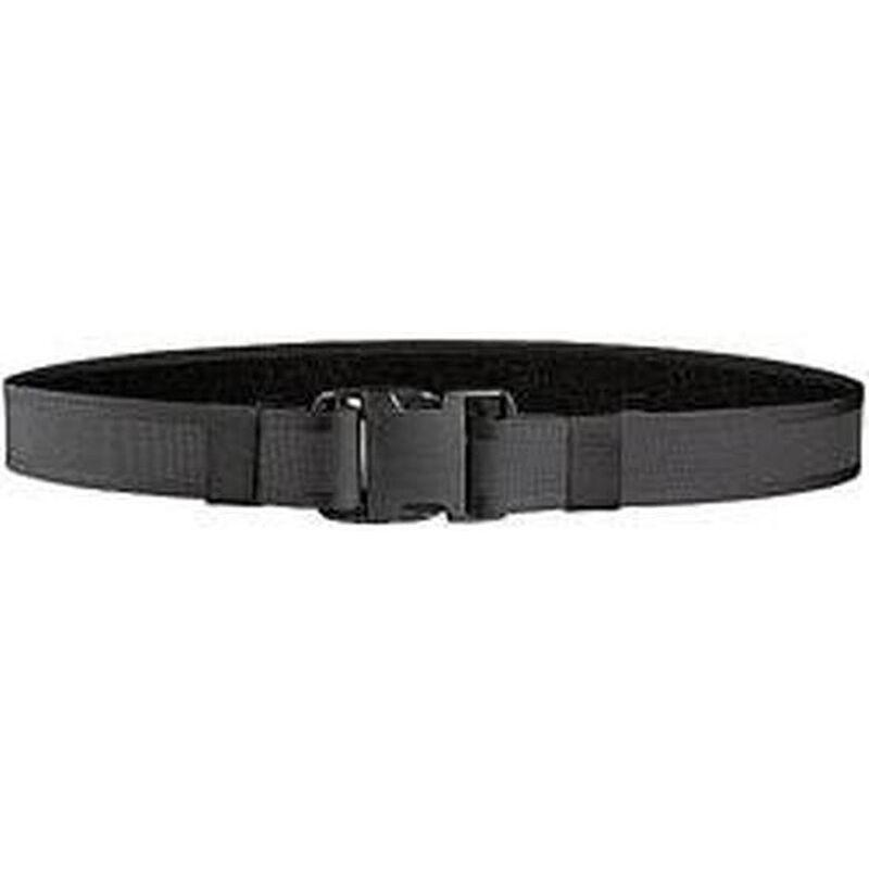 """Bianchi 7202 Gun Belt 46-52"""" Waist 1.75"""" Quick Release Buckle Polymer Nylon Black 17873"""