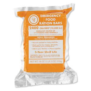 Ultimate Survival Technologies Emergency Food Ration Bars 20-02020-06
