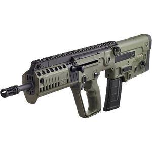 """IWI Tavor X95 Flattop XG16 5.56mm NATO Semi Auto Bullpup 30 Rounds 16.5"""" Barrel OD Green"""