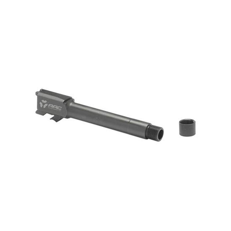 AAC Replacement For GLOCK 19 9mm Luger Barrel Threaded