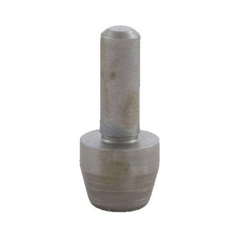 RCBS Case Trimmer Pilot .45 Caliber (.458 Diameter) Steel Construction Natural Steel Gray Finish