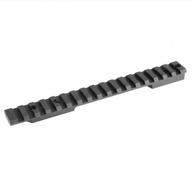 EGW Heavy Duty Winchester Model 70 Picatinny Scope Rail Mount Aluminum Matte Black
