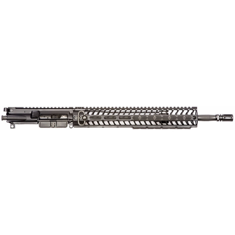 """Spikes Tactical 16"""" 5.56 Midlength LE 5.56 NATO AR-15 Upper with 13.2"""" M-LOK Rail"""