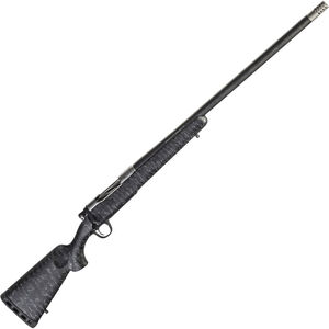 "Christensen Arms Ridgeline .308 Win Bolt Action Rifle 24"" Threaded Barrel 4 Rounds Carbon Fiber Composite Sporter Black/Gray Stock Carbon Fiber/SS"