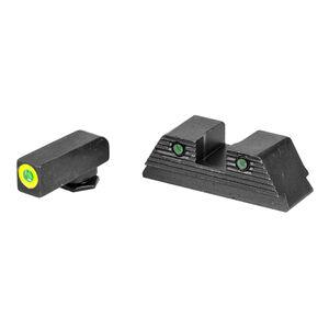AmeriGlo Trooper Sight Glock 20/21 Green Tritium GL-820