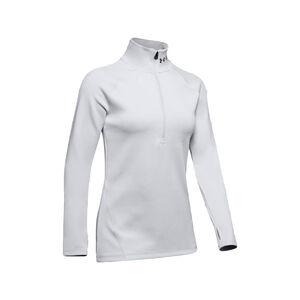 Under Armour Women's ColdGear 1/2 Zip Long Sleeve