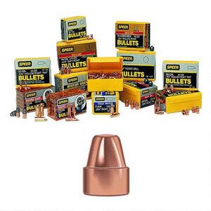 """Speer .45 Caliber .451"""" Handgun Bullets 100 Count TMJ SWC Match 185 Grains 4473"""