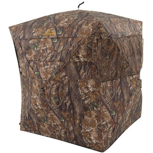 """Browning Illusion Hunting Ground Blind 55""""x55""""x66"""" 600D Polyester Shadow-Flauge Camo"""