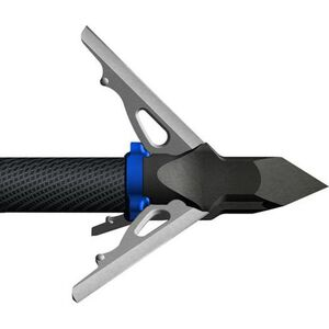 "G5 Outdoors Deadmeat Mechanical Broadhead 3 Blades 1.5"" Cutting Diameter 100 Grain 3 Pack"