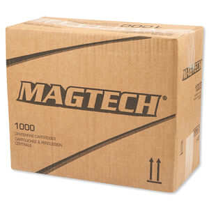 Magtech .40 S&W Ammunition 1000 Rounds FMJ 180 Grains 40PS