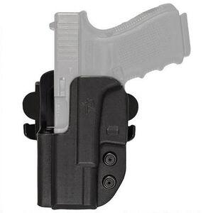 Comp-Tac International Holster GLOCK 17/22/31 Gen 5 OWB Left Handed Kydex Black