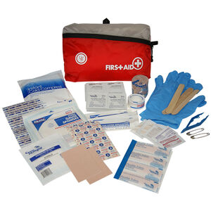 Ultimate Survival Technologies FeatherLite First Aid Kit 3.0 Treats Minor Injuries Nylon Case Red 80-30-1460