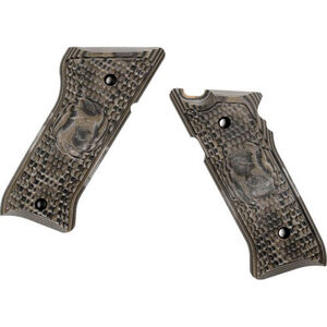 Tactical Solutions Pac-Lite G10 Grips Ruger Mark II/III FDE/Grey