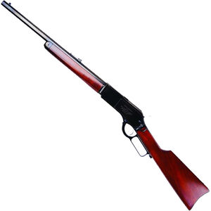 "Cimarron Firearms 1876 Texas Ranger ""Presidio"" .50-95 Win Lever Action Rifle 20"" Octagonal Barrel 4 Rounds Walnut Stock Blued Finish"