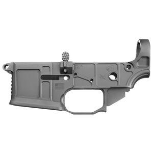 San Tan Tactical STT-15L Lite AR-15 Lower Receiver 7075-T651 Billet Aluminum Anodized Finish Matte Black