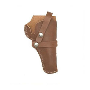 "Hunter Company 1100 Series Belt Holster 4"" Taurus Judge Right Hand Leather Brown 1175"