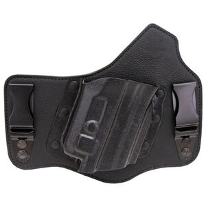 Galco KingTuk Classic S&W J Frame and Similar IWB Right Hand Leather Black