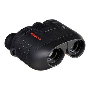 Tasco 10x25 Compact Binoculars Porro Prism Rubber Coated Black