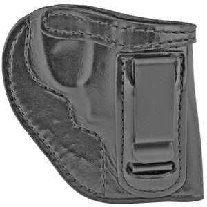 Don Hume H715M IWB Holster For S&W J Frame Right Hand Leather Black