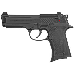 "Beretta 92X G Compact 9mm Luger 4.25"" Barrel 13 Rounds Ambi Decock Only Black Finish"