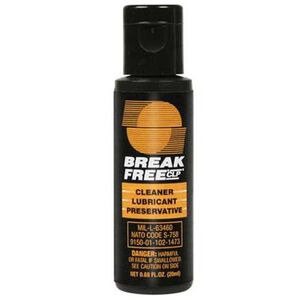 Break-Free CLP-16 Liquid .68oz Cleaner/Lubricant/Preservative 20 Pack