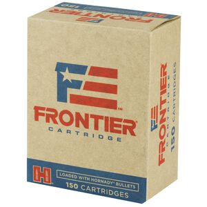 Hornady Frontier 5.56 NATO Ammunition 150 Rounds HP 55 Grains