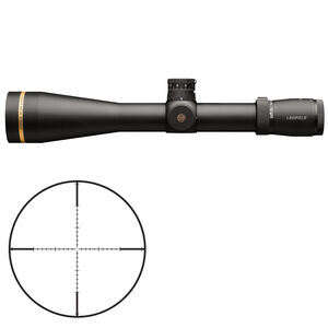 Leupold VX-5HD 4-20x52 T-ZL3 Targer Rifle Scope Non-Illuminated TMOA Reticle 34mm Tube .25 MOA Adjustment Second Focal Plane Side Parallax Adjustment Matte Black Finish