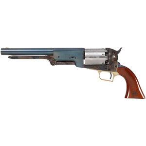 "Cimarron Augustus McCrae Walker .44 Cal. Black Powder Revolver 9"" Barrel 6 Rounds Walnut Grips Blued/White/Case Colored Finish"