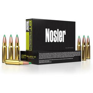 Nosler .30-06 Springfield Ammunition 20 Rounds 165 Grain Ballistic Tip 2800fps