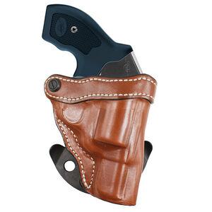 DeSantis Top Cop 2.0 Kimber K6S Paddle Holster Leather Tan