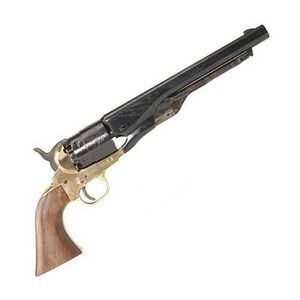 """Traditions .44 Cal Black Powder 1860 Army Revolver, 8"""" Round Barrel, 6 Rounds"""