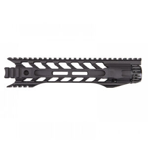"Fortis Manufacturing Night Rail AR-15 556MM Free Float Rail System 10"" M-LOK Aluminum Anodized Black"