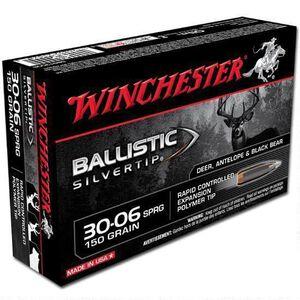 Winchester Silvertip .30-06 Springfield Ammunition 200 Rounds BST 150 Grains SBST3006