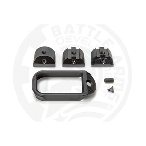 Battle Arms Development Magwell for Glock 17/22/31 Red