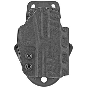DeSantis Gunhide DS Paddle Holster For FN 509/509 Tactical  Right Hand Polymer Black