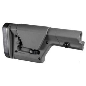 Magpul PRS Gen 3 Precision Adjustment Stock for AR-15/AR-10/LR308, Polymer, Gray