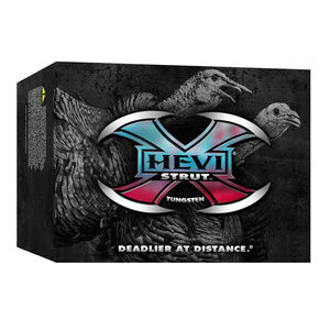 "Hevi-Shot Hevi-X Strut Ammunition 12 Gauge 5 Rounds 3-1/2"" #5/6 Lead Free Shot 1-3/4 oz 1450 fps"